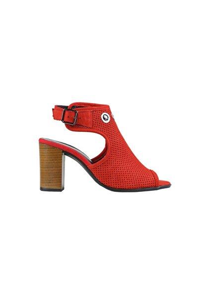 Greyder Kadın Kırmızı Nbk Sandalet 0Y2TS57522