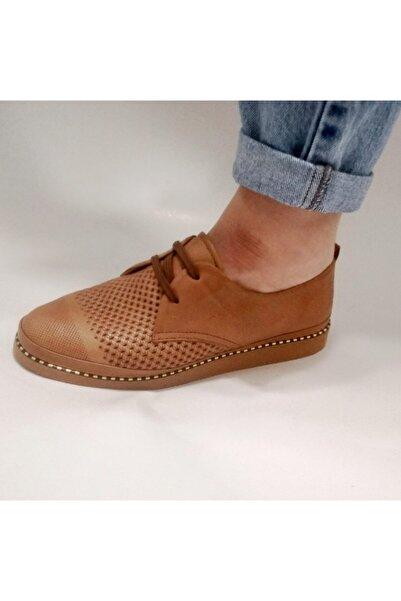 Stella Hakiki Deri Kadın Ayakkabı