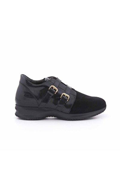 ALBERTO GUARDIANI Siyah Kadın Casual Ayakkabı  152Agk623 Sd55378B