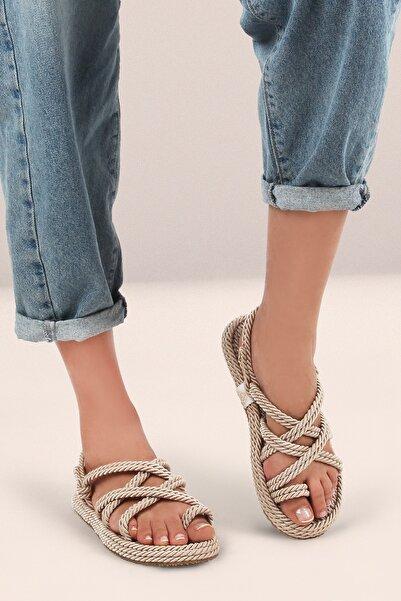 Gökhan Talay Ten Halat Kadın Sandalet