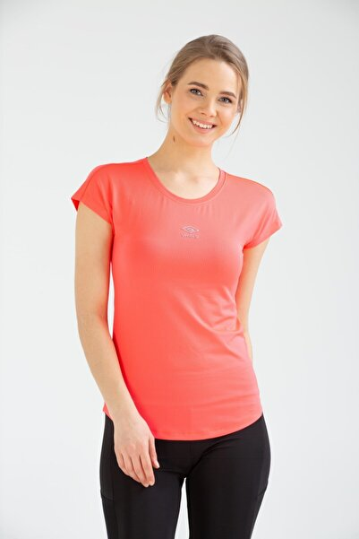 UMBRO Kadın T-shirt Vf-0015 Flaty Tshirt