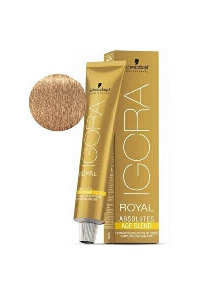 SCHWARZKOPF HAIR MASCARA Igora Royal Absolutes Saç Boyası 60 ml 9-560 Anti Age