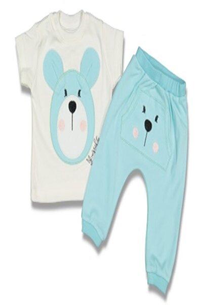 ARI Erkek Bebek Takımı Mavi