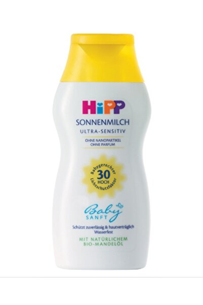 Hipp Babysanft Güneş Sütü 30 Faktör 200 ml