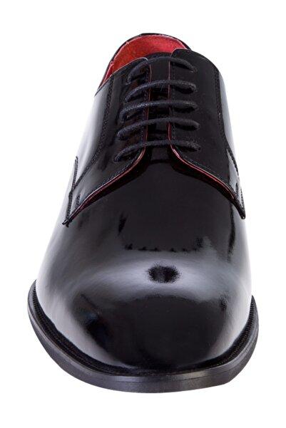 Kiğılı Klasik Bağcıklı Rugan Ayakkabı