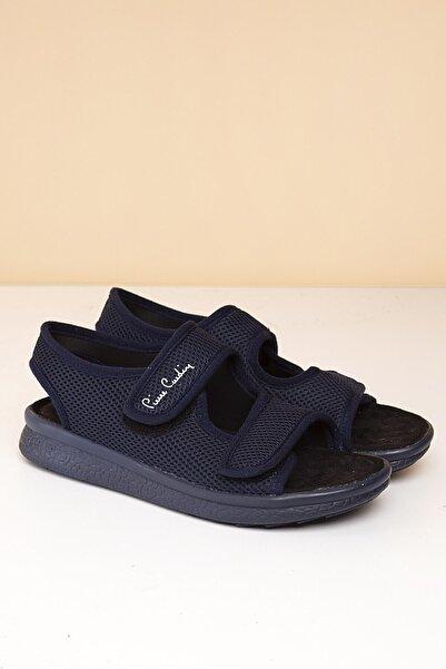 Pierre Cardin Erkek Lacivert Sandalet Pc-2842 - 3259-30-