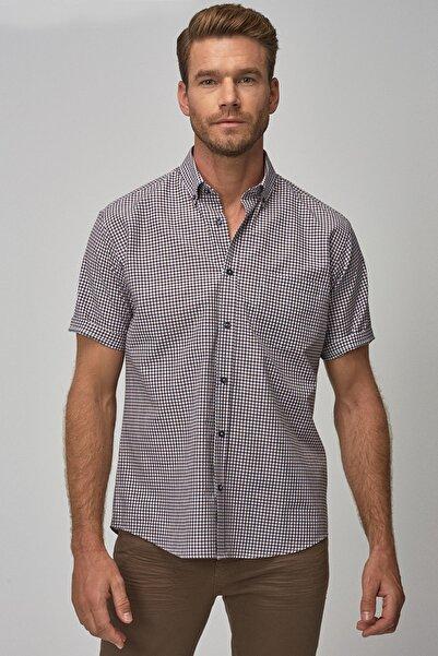 Regular Fit Kısa Kollu Gömlek