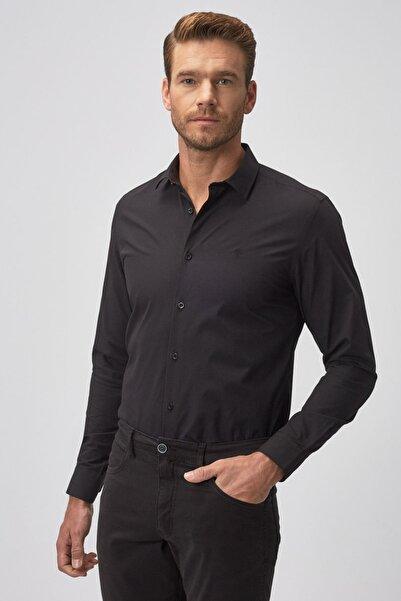 Tailored Slim Fit Klasik Gömlek