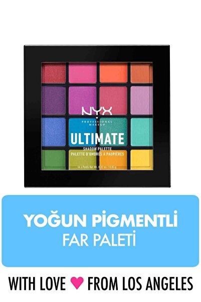 Göz Farı Paleti - Ultimate Shadow Palette Brights 800897017651