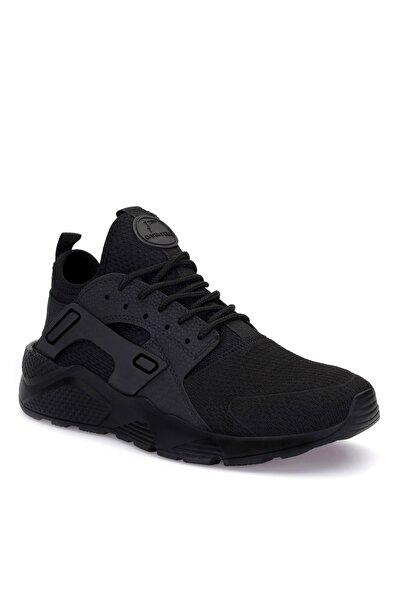 Siyah Unisex Sneaker HR2.DS