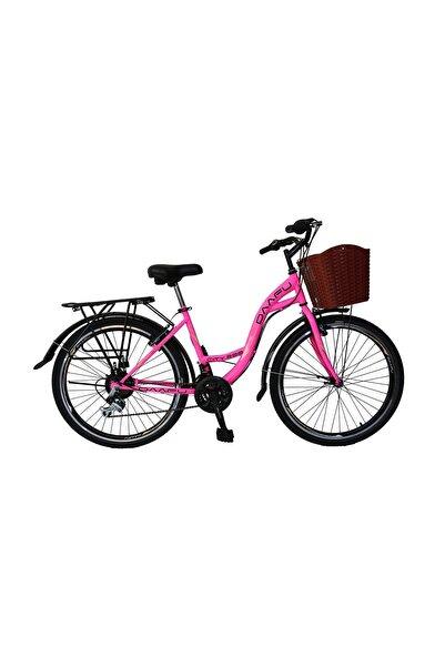 ORBİS Daafu City 200 Microshift 26 Jant Bisiklet 21 Vites Bayan Bisikleti