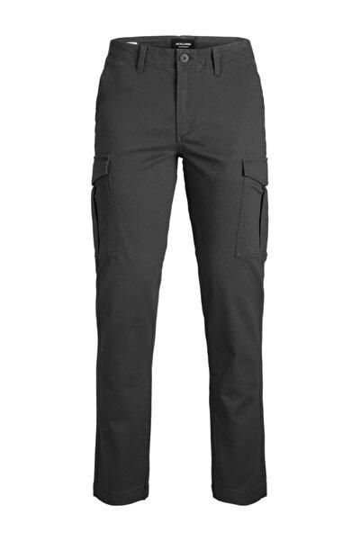 Jack & Jones Erkek Kargo Pantolon Dark Grey 12174186 1028