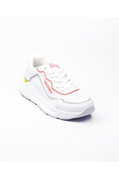 lumberjack Heidi Beyaz Kadın Sneaker Ayakkabı Beyaz-40 100486522