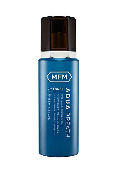 Missha Erkekler için Derinlemesine Nemlendirici Tonik - For Men Aqua Breath Toner 180ml 8806185777537
