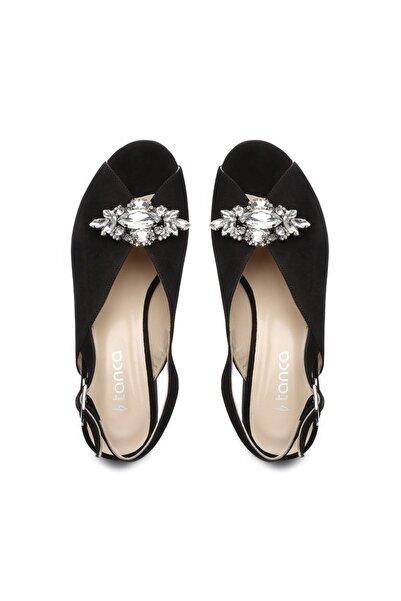 KEMAL TANCA Hakiki Deri Siyah Kadın Ayakkabı 94 5639 BN AYK Y19