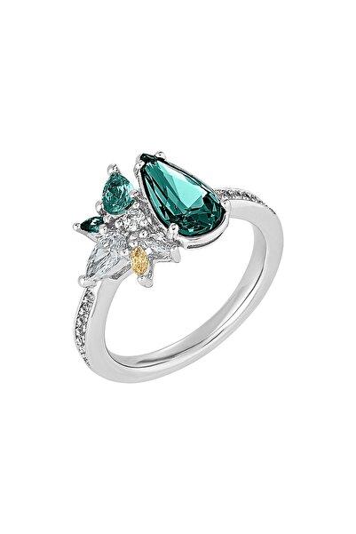 Swarovski Yüzük Botanical-ring Ring C Emrd-rhs 55 5535820