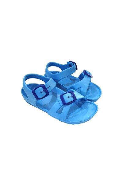 Gigi Momy Mavi Poli Sandalet