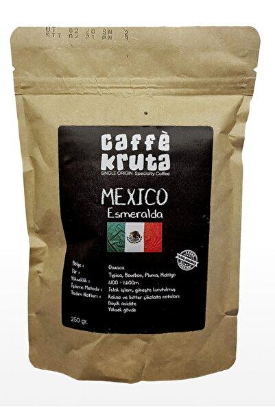 CAFFE KRUTA Mexico Esmeralda Yöresel Nitelikli Kahve 250 gr