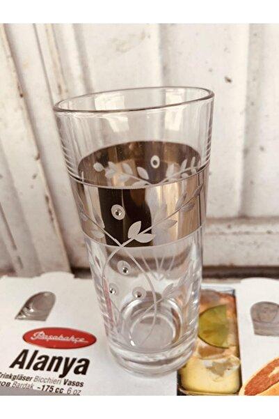Paşabahçe Dekorlu Taşlı Rakı Bardağı 6 Adet 52138 Alanya 175 Cc