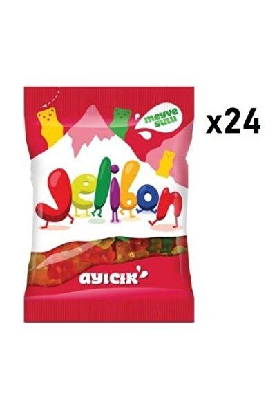 Jelibon Kent Ayıcık 24 Adet