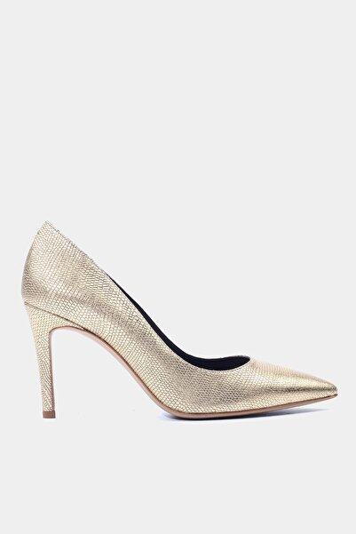 Hotiç Gold Kadın Stiletto