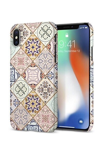 Spigen iPhone X Kılıf, Spigen Thin Fit Design Edition Arabesque