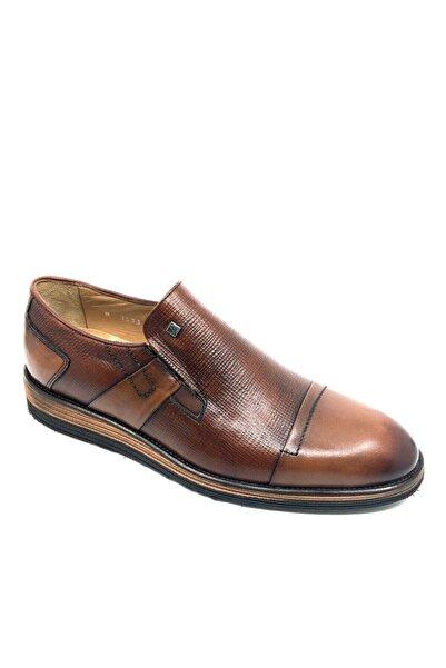 Fosco Taba Hakiki Deri Erkek Ayakkabı 1533 45 664
