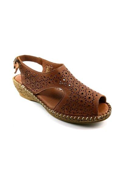 Riccardo Colli Kadın Deri Sandalet