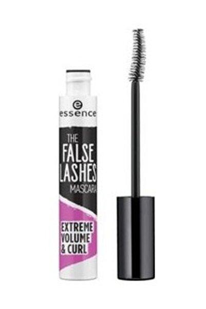 Essence The False Lashes Extreme Volume Curl Maskara Essence