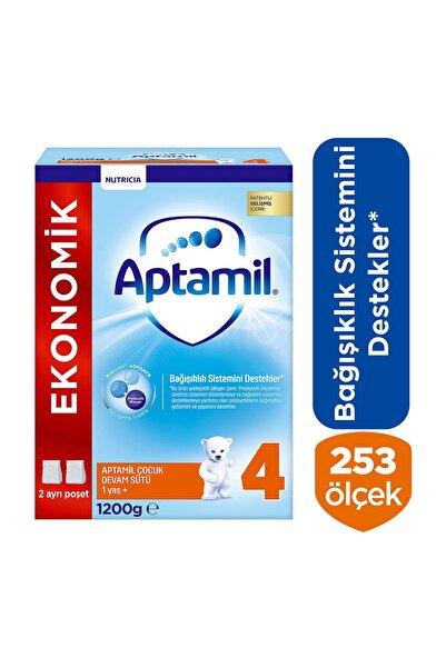 Aptamil Devam Sütü 4 Numara 1200 gr Akıllı Kutu