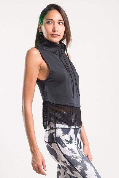 Pur Suıt Kadın T-shirt Siyah