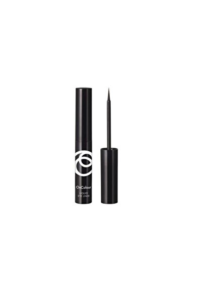 Oriflame Oncolour Likit Eyeliner 3.5 Ml - Siyah - Likit Eyeliner - Siyah - Black - 35424