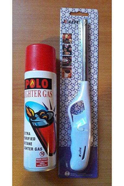 Polo Çakmak Gazı Ve Uzun Mutfak Çakmağı