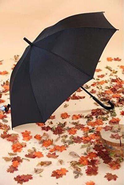 Baston Şemsiye Siyah