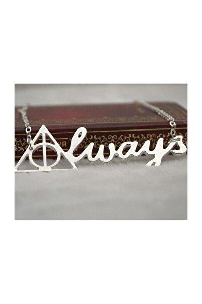 Köstebek Harry Potter - Always Kolye
