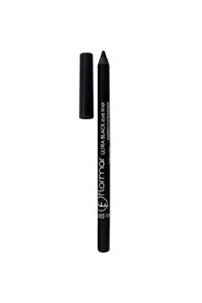 Flormar Ultra Black Eyeliner Siyah Göz Kalemi