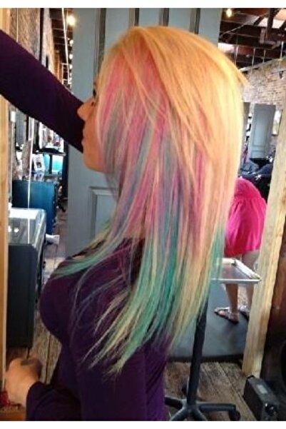 Saç Tebeşiri Seti 12 Renk