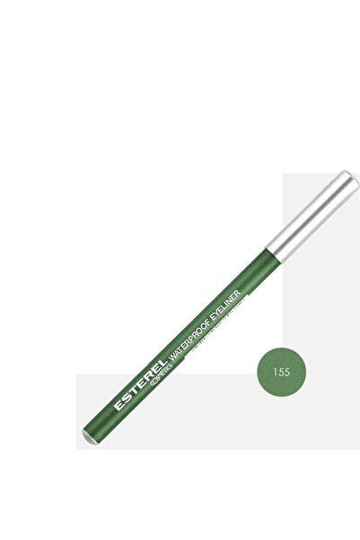 Esterel Simli Açık Yeşil Göz Kalemi No:155