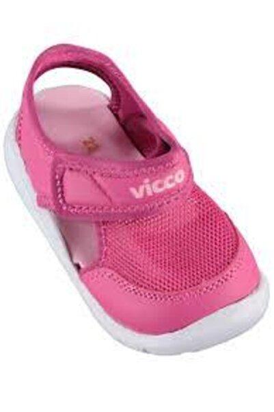 Vicco 332.18y.332 Bebe Sandalet Fuşya