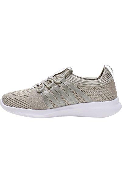 HUMMEL Unisex Bej Spor  Ayakkabı