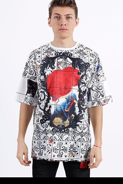 Saw Urbanity Oversize (geniş Kalıp)t-shirt Tişört