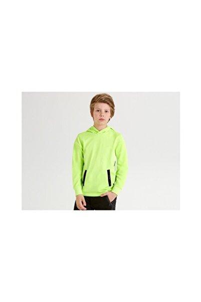 Wonder Kıds Wonder Kids Neon Sweat Erkek