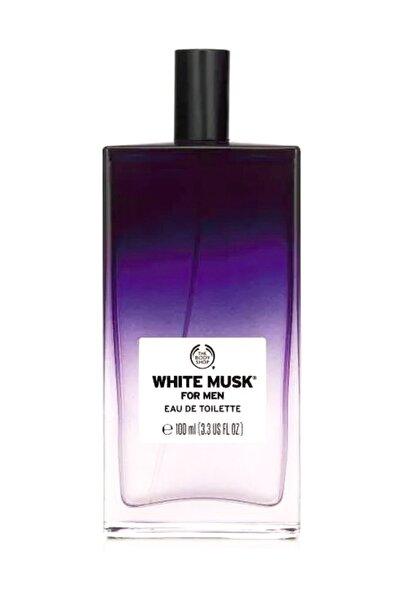 THE BODY SHOP White Musk - Erkek Eau De Toilette 100 ml 5028197941352