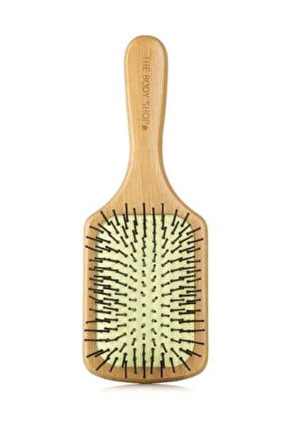 Bambu Saç Fırçası (Büyük)