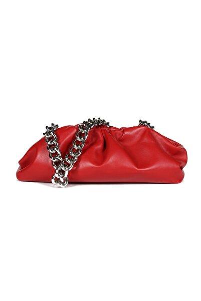 Sofia Baldi Emina Kırmızı Deri Kadın Çanta