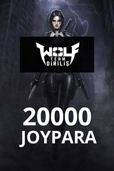 Joygame Wolfteam 20.000 Joypara