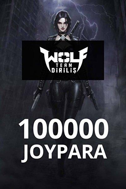 Joygame Wolfteam 100.000 Joypara