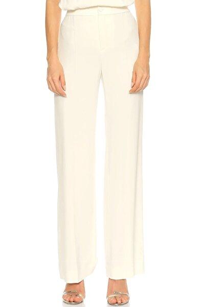 Lanvin Geniş Kesim Bej Rengi Pantolon