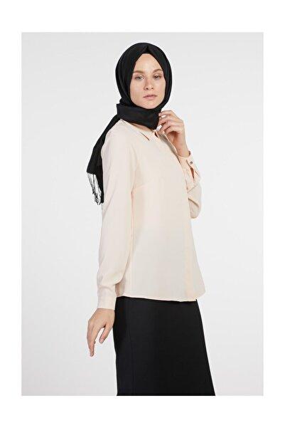 Armine Kadın Pudra Y Gömlek 3060916