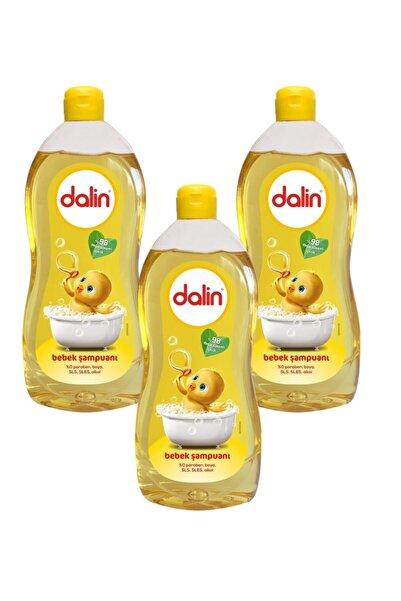 Dalin Klasik Şampuan 400 ml X 3 Adet